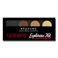 Exposed Professional Ultimate Eyebrow Kit Palette