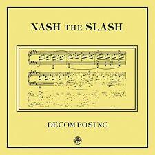 Decomposing 12 Inch Analog Nash The Slash LP Record