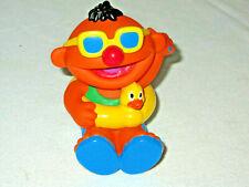 1995 Tyco Ernie Sesame Street rubber bath toy