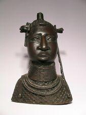 African bronze Sculpture ethnic