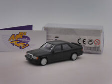 """Norev 351195 # Mercedes Benz 190 2.3 - 16 Baujahr 1998 """" schwarz """" 1:43 NEUHEIT"""
