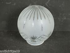 Lampenschirm exclusive handgeschliffene Glaskugel für Steh Decken Hängelampen