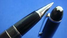 Stylo rollerball NEUF MONTBLANC P 162 Legrand noir/platine N°IN224.....475€