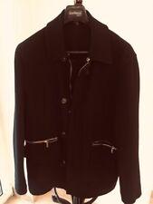 Gianni Versace Jacke Original Gr.54 schwarz black  Jacket