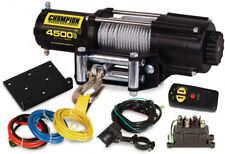 Champion Power Equipment 4500 lb. ATV/UTV Wireless Winch Kit 38 ft. Long Cable