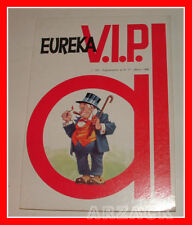 EUREKA VIP 1969 Supplemento al N 17 EDITORIALE CORNO