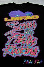 LMFAO north american 2012 tour MEDIUM concert T-SHIRT