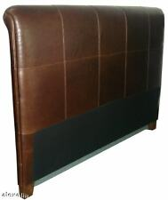 Beautiful King Size Genuine Leather Headboard for Bed.