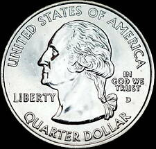 2006 D Nebraska State BU Washington Quarter