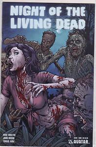 NIGHT OF THE LIVING DEAD #1 AVATAR