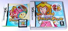 "Nintendo DS JEU ""super princess peach"" complet"