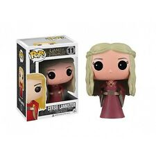 DAMAGED Second-GAME OF THRONES Cersei Lannister FIGURA IN VINILE POP