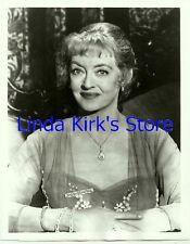 "Bette Davis Promotional Photograph Hostess TV Appearance ""Hollywood Palace"" 1965"