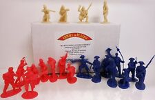 Armies In Plastic 5724 - French and Indian War - 1:32 Plastic Figures