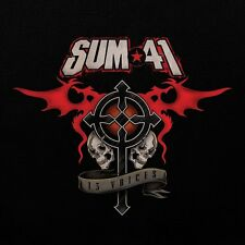 Sum 41 - 13 Voices - CD Album (Released 7th October 2016) Brand New