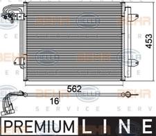 Kondensator, Klimaanlage für Klimaanlage HELLA 8FC 351 301-051