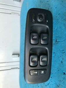 OEM 2004 VOLVO S60, RIGHT FRONT POWER WINDOW MASTER SWITCH