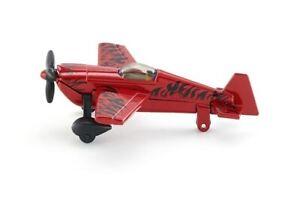 NEW SPORTS PLANE Siku 1865 red sporting airplane aeroplane 1:87 scale plane toy