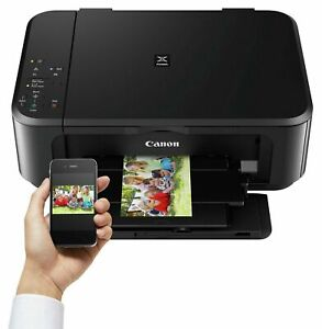 Canon PIXMA MG3650S All-in-One Wireless Inkjet Printer