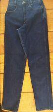 Quarter Horse Junior's Denim Blue Jeans Size 9 10 Western Cowgirl Horse