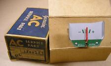 1941 Pontiac Instrument Panel Ammeter Gauge NOS, 1500383
