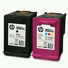 HP 302xl negro y color de los cartuchos de tinta remanufactored para DESKJET 1110 2130 3630