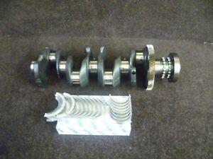bmw 320 520 x3 diesel n47d20 abcd 1/3series genuine  crankshaft & bearings