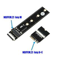 NGFF M.2 Key M to Key A+E Extension Cable NGFF Key M to A+E Adapter Card Board