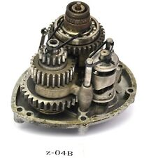 Puch 250 TF - Getriebe komplett