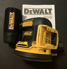 New No Box DEWALT 20V MAX Orbital Sander, Tool Only (DCW210B)