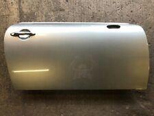 BMW Mini One/Cooper/S Drivers/Right Side Bare Door (R50/R52/R53) Dark Silver