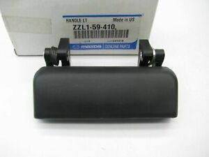 NEW GENUINE OEM ZZL1-59-410 Front Left Outside Door Handle - 91-94 Mazda Navajo