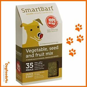 SmartBarf - Dog Vegetable, seed and fruit mix 500g dog supplement - Dogfoods4u