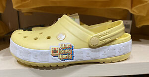 2021 Disney World Parks Crocs Retro Size M 7 W 9