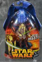 2005 Hasbro Star Wars Revenge Sith  KIT FISTO  Jedi Master  Action Figure