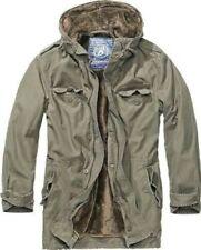 Abrigos y chaquetas de hombre militares Brandit