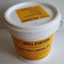 Spill Station Hazardous Waste Laboratory Spill Control/Response Kit
