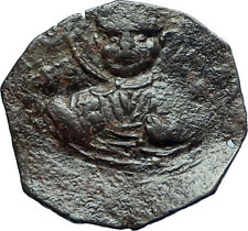 CRUSADERS of Antioch Tancred Ancient 1101AD Byzantine Time Coin St Peter i66103