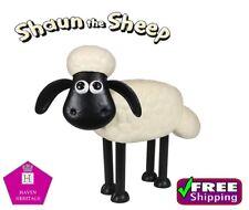KIDS INTERIOR METAL Sculpture Shaun the Sheep Ornament D18