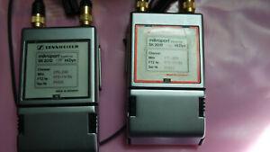 Sennheiser 2x Mikroport Transmiter SK 2012 und 2 x Mikroport Receiver EM 2003 +