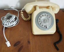Vintage Telephone TELE 706F PO FDI - spares/repairs / Theatre Prop