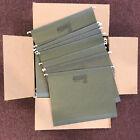 115 Pendaflex Letter Hanging Folder w/ Infopocket Green 1/5 Tab Reinforced Essel