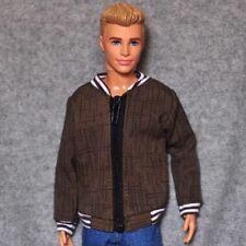 Barbie Ken Doll Fashion Clothes Coat Jacket For KEN Dolls