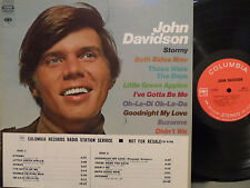 John Davidson - Self Titled LP VG+ Condition
