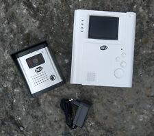 Farb Video Tür Sprechanlage / 1-Familienhaus / Gegensprech-Anlage TFT Monitor