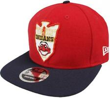 New Era Cleveland Indians Cooperstown Classiche Red Berretto da Baseball  9fifty abf29a069c99