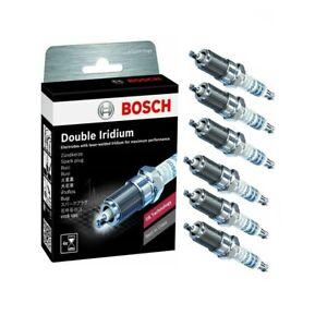 Set of 6 Bosch 96306 Double Iridium Spark Plug at The Copper Price Performance