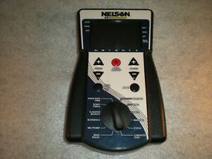 Nelson NYD 8600 EZ Pro Command Irrigation Remote Control Controller Programmer