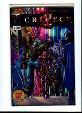 Crimson 2 . Image / Cliffhanger! -DF  Ramos /Chrome  Cover-  1998 - VF NM