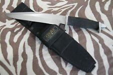 """GERBER BMF - SURVIVAL - TACTICAL - KNIFE - 9"""" BLADE - NO SERRATIONS -  s.046792"""